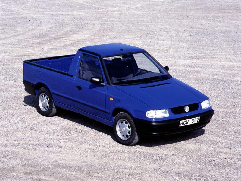 Фото Volkswagen Caddy Typ 9U