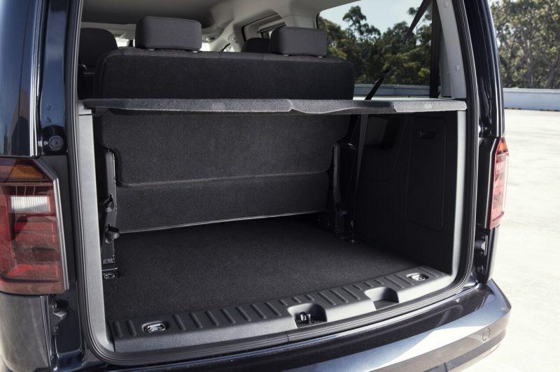 Багажник Volkswagen Caddy IV