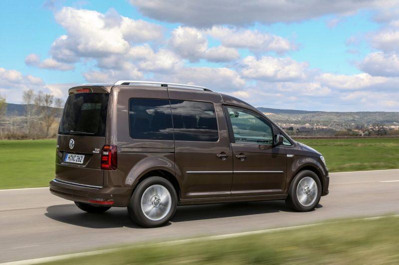 Фото Volkswagen Caddy Highline