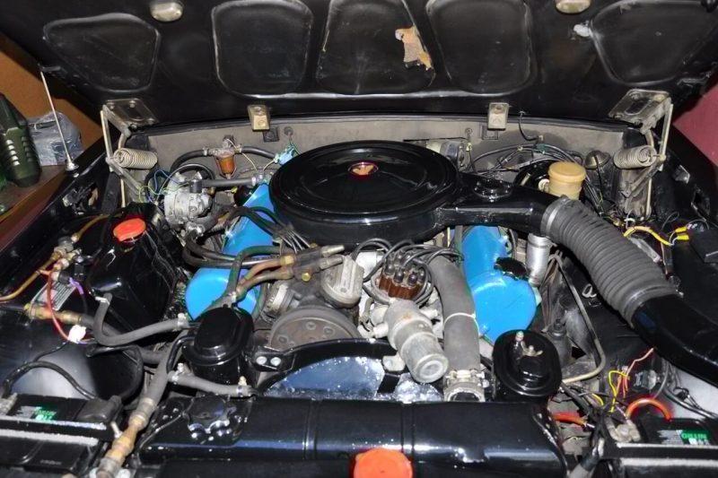 ЗИЛ-41047 двигатель