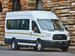 Ford Transit Jumbo Minibus L4H3