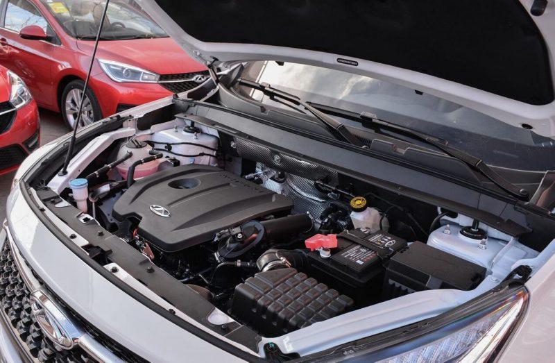 Двигатель Chery Tiggo 7