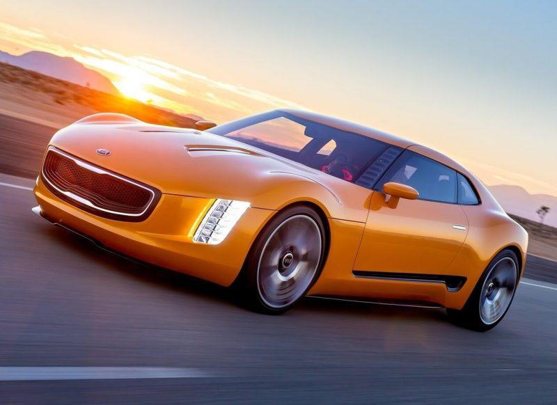 Фото Kia GT Concept