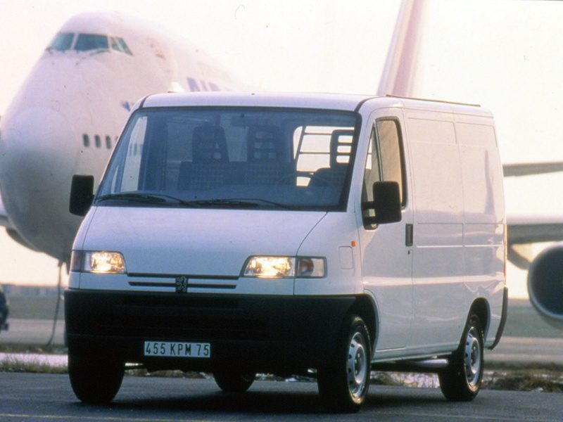 Авто Peugeot Boxer 1994