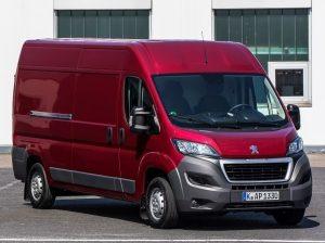 Peugeot Boxer Van L3H2