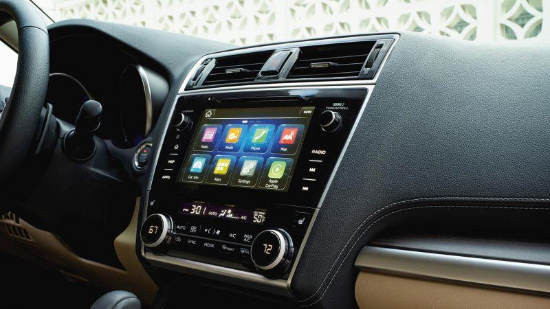 Мультимедиа Subaru Legacy