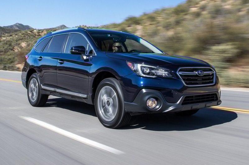 Универсал Subaru Outback V