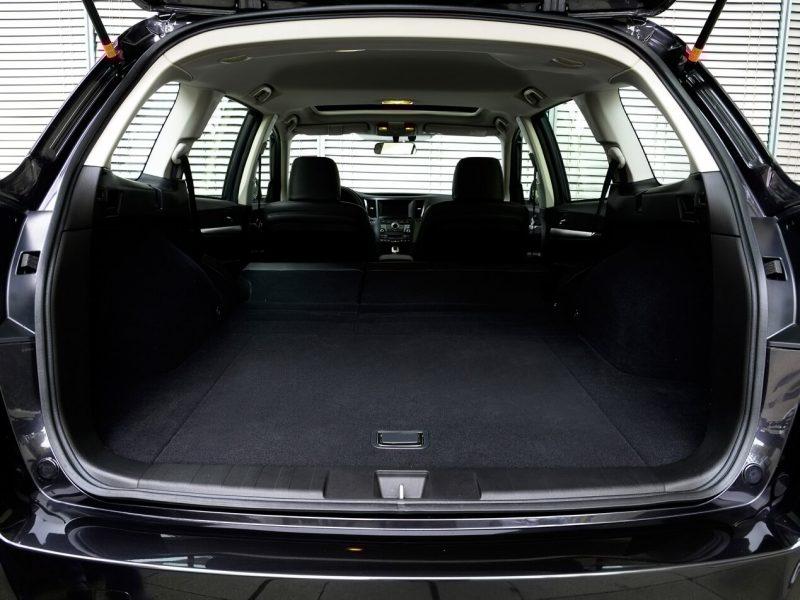 Багажник Subaru Outback IV