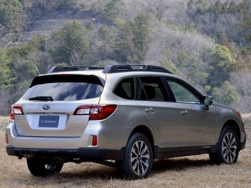 Авто Subaru Outback V