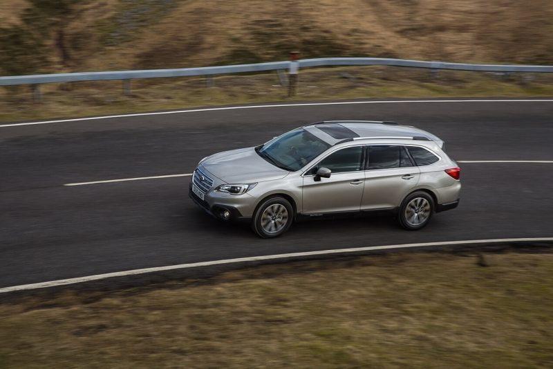 Автомобиль Subaru Outback V