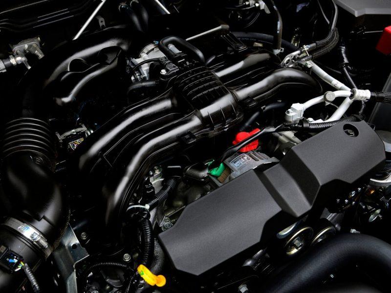 Subaru Outback IV двигатель