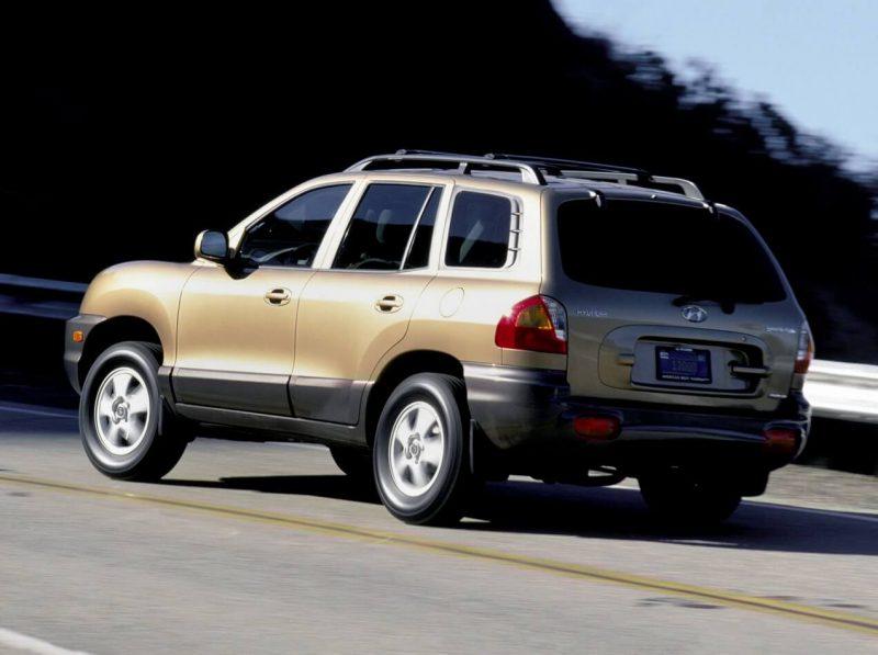 Фото авто Hyundai Santa Fe