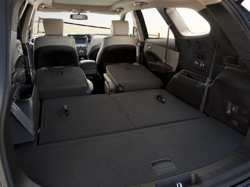 Багажник Hyundai Santa Fe 3