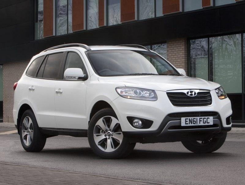 Обновленный Hyundai Santa Fe II