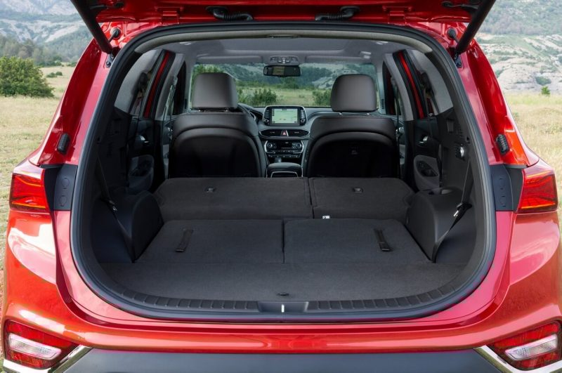 Багажник Santa Fe IV