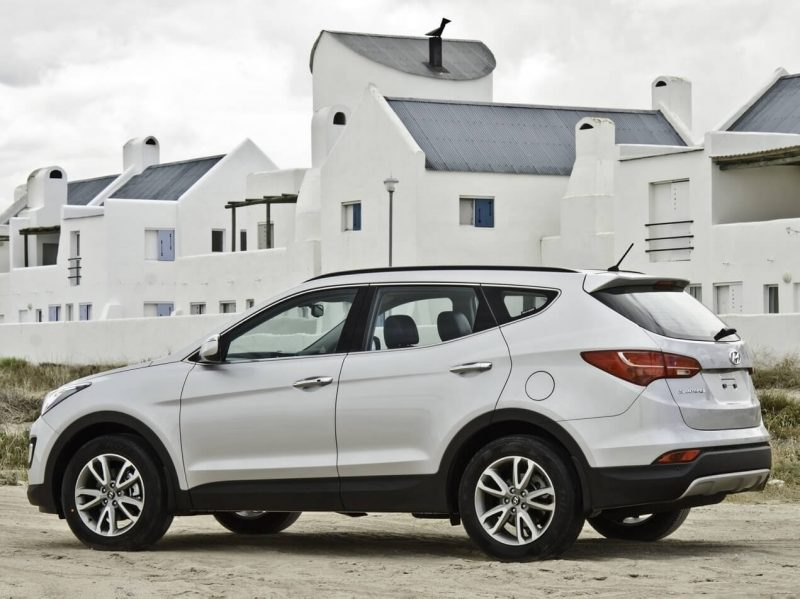 Фотография авто Hyundai Santa Fe