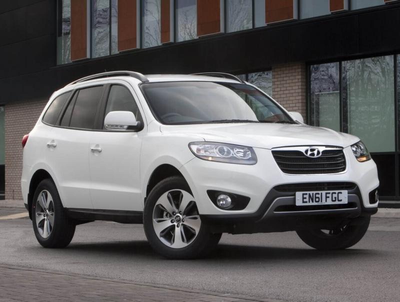 Обновленный Hyundai Santa Fe 2