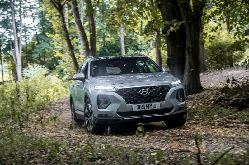 Фото Hyundai Santa Fe IV
