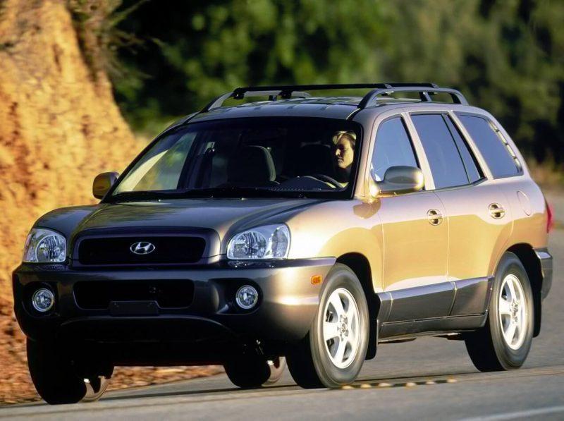 Авто Hyundai Santa Fe
