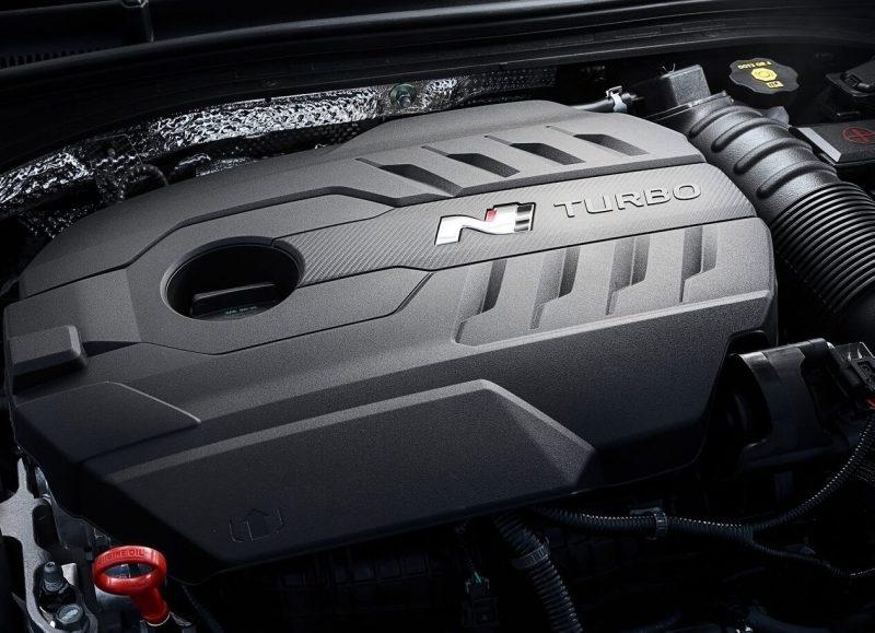 Hyundai i30 Fastback двигатель