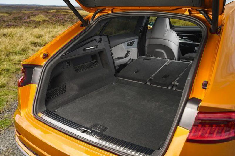Багажник Audi Q8