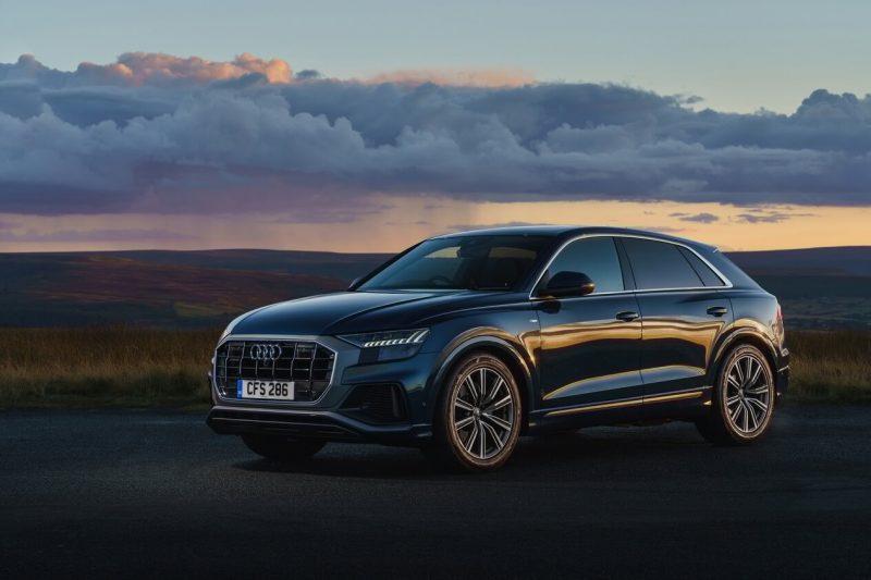 Audi Q8 фото авто