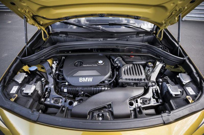 BMW X2 двигатель
