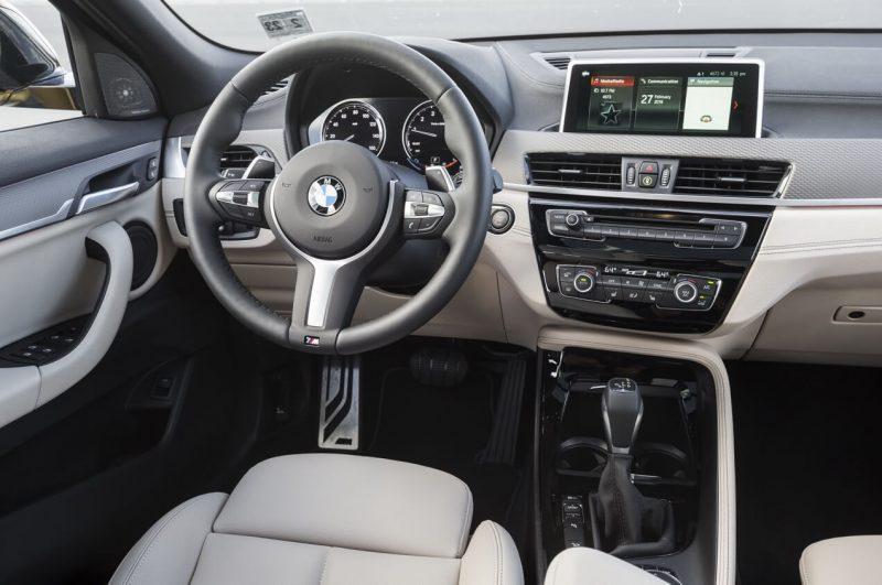 Рулевое колесо BMW X2