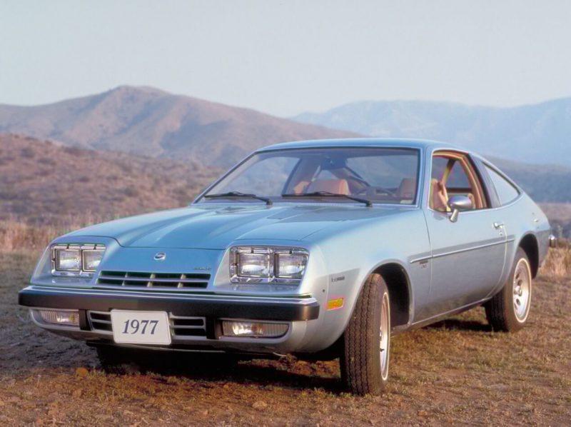 Chevrolet Monza 1977