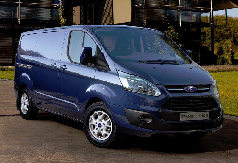 Фото Ford Transit