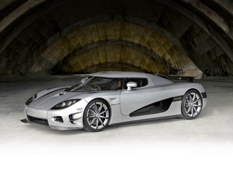 Авто Koenigsegg CCXR Trevita