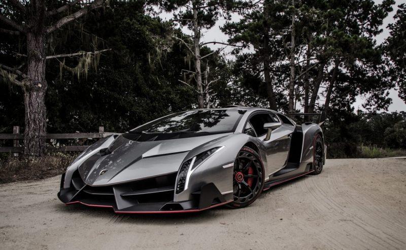Авто Lamborghini Veneno