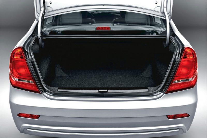 Багажник Солано 630