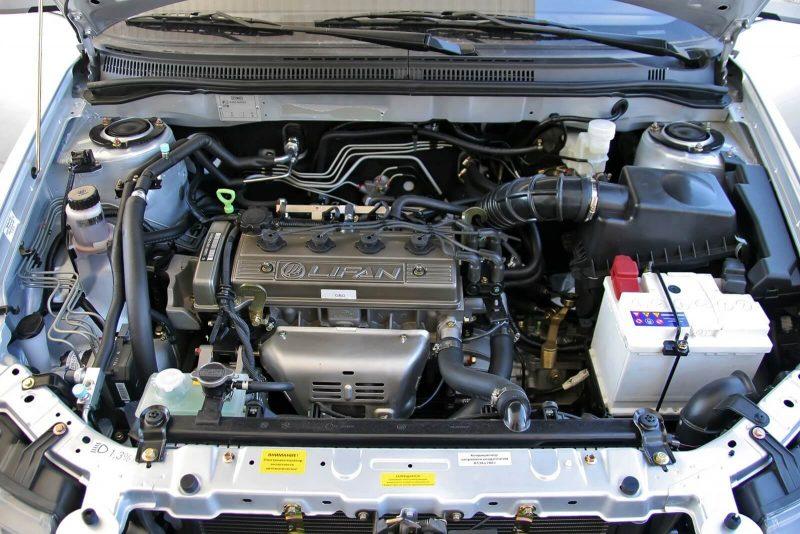 Solano 620 двигатель