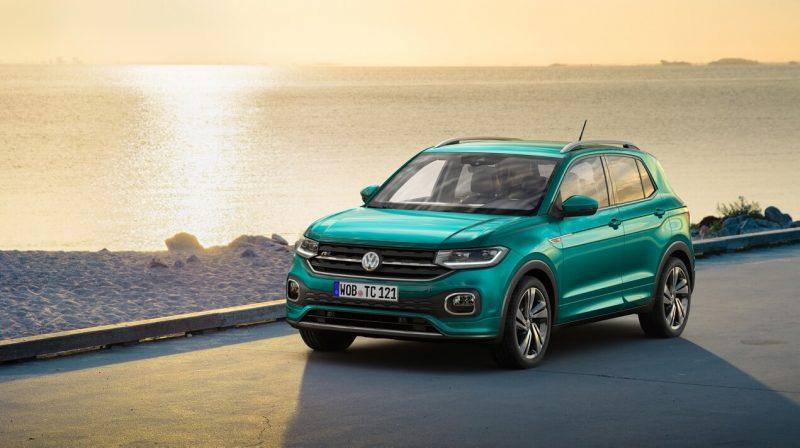 Фото Volkswagen T-Cross