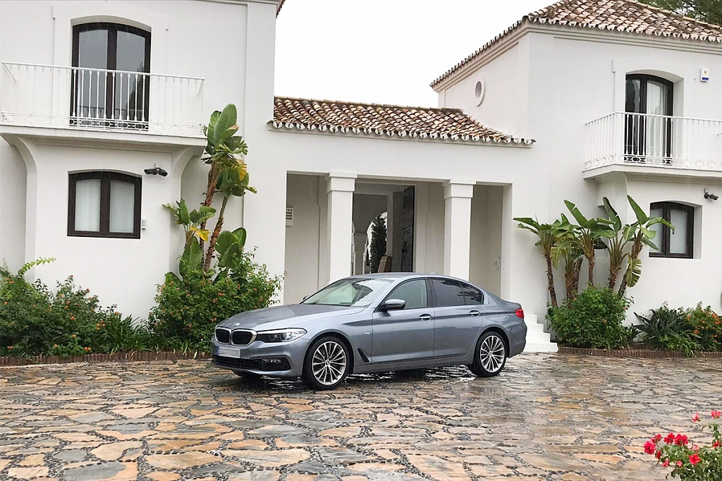 BMW на прокат в Испании