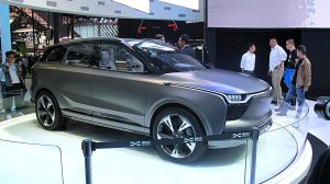 Китайцы пробуют себя в электромобилях