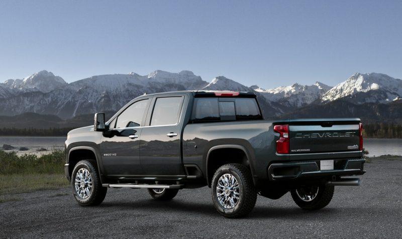 Фото авто Chevrolet Silverado HD