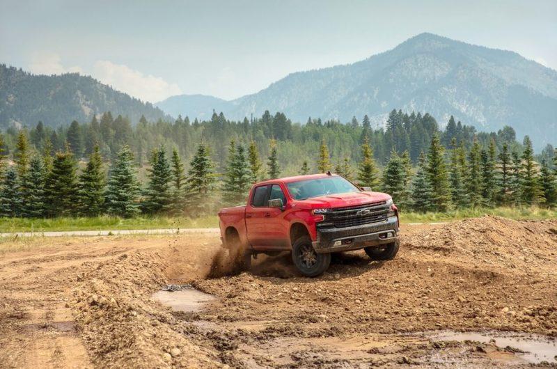 В США выйдет Chevrolet Silverado HD в 5 вариантах дизайна
