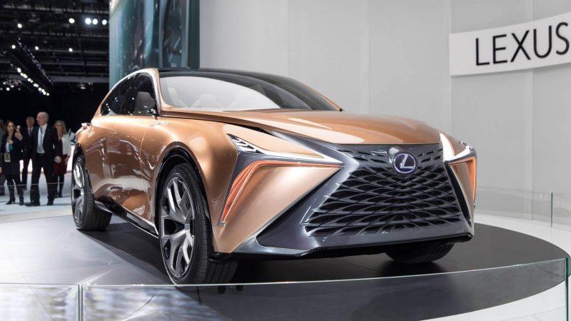 Авто Lexus LQ