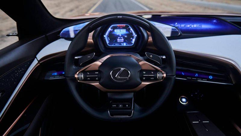 Lexus LQ
