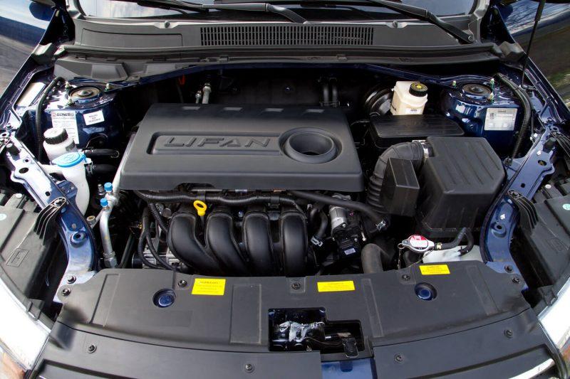 Двигатель Lifan X70