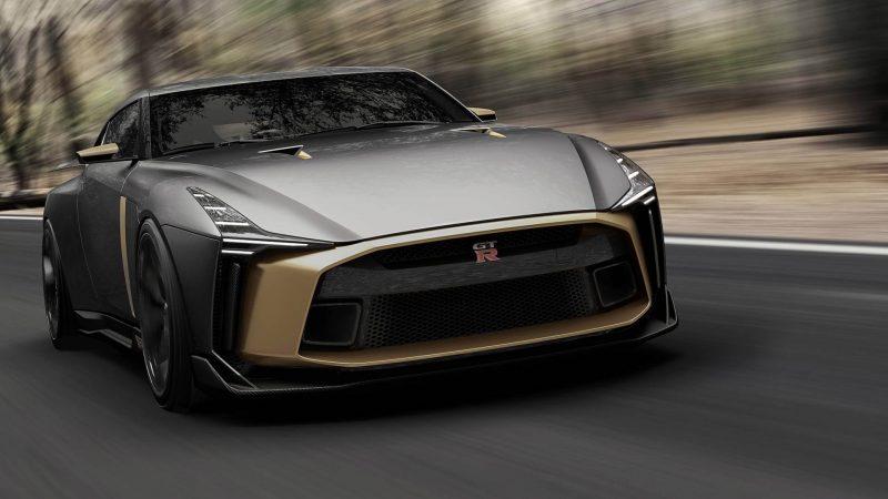 Фото Nissan GT-R50