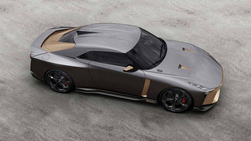 Фото авто Nissan GT-R50