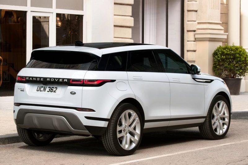 Фото авто Range Rover Evoque