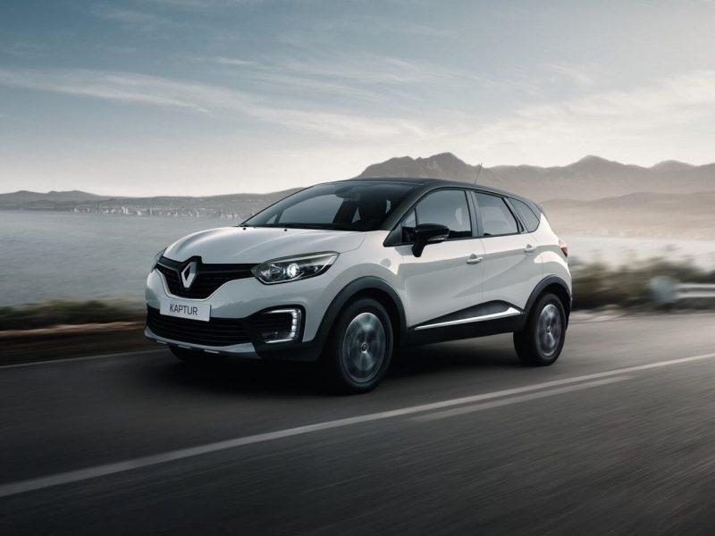 Фото Renault Kaptur
