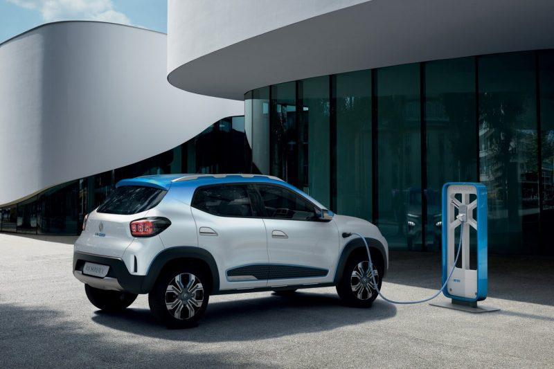 Фото Renault K-ZE