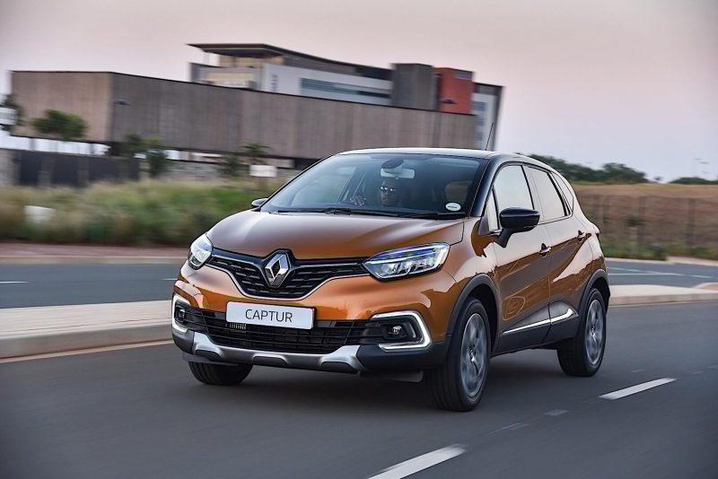 Renault Kaptur фото авто