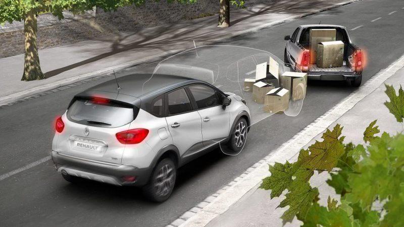 Renault Kaptur (AFU)