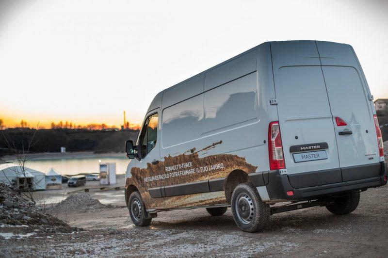 Фото Renault Master 3